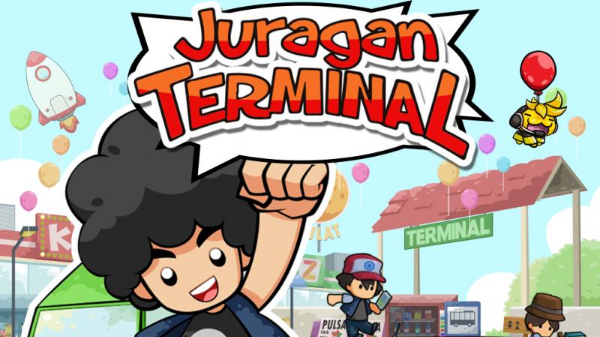 game simulasi android: Juragan Terminal