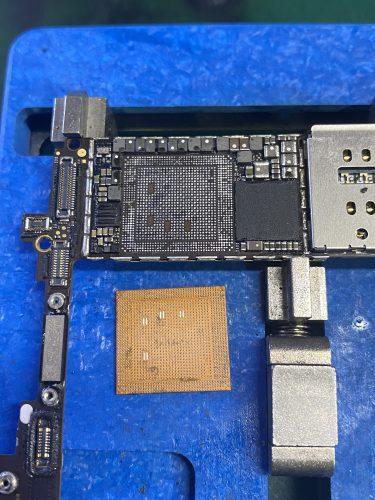 iPhone7 基板修理 リンゴループ エラー4013からのデータ復旧