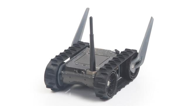 First Look Robot