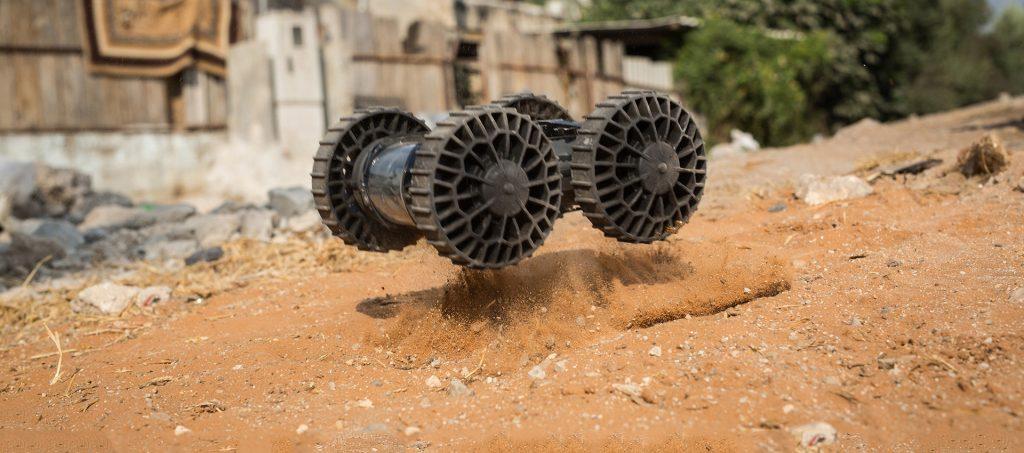 Roboteam IRIS robot