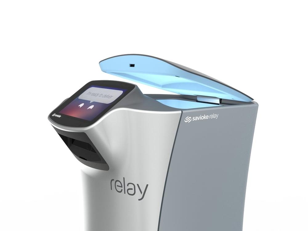 Savioke Relay Robot