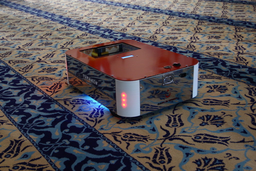 Mouro Mobile Robot