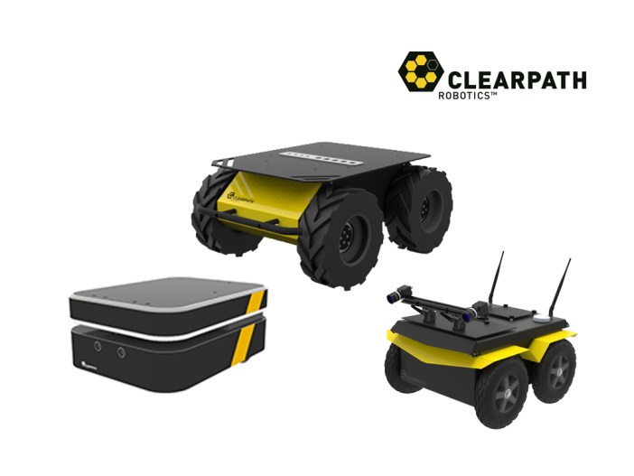 Clearpath Robotics product family