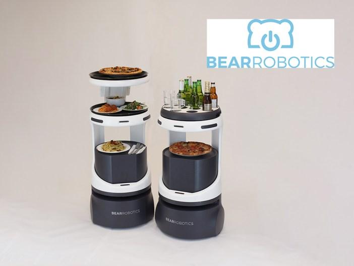 Bear Robotics Robot