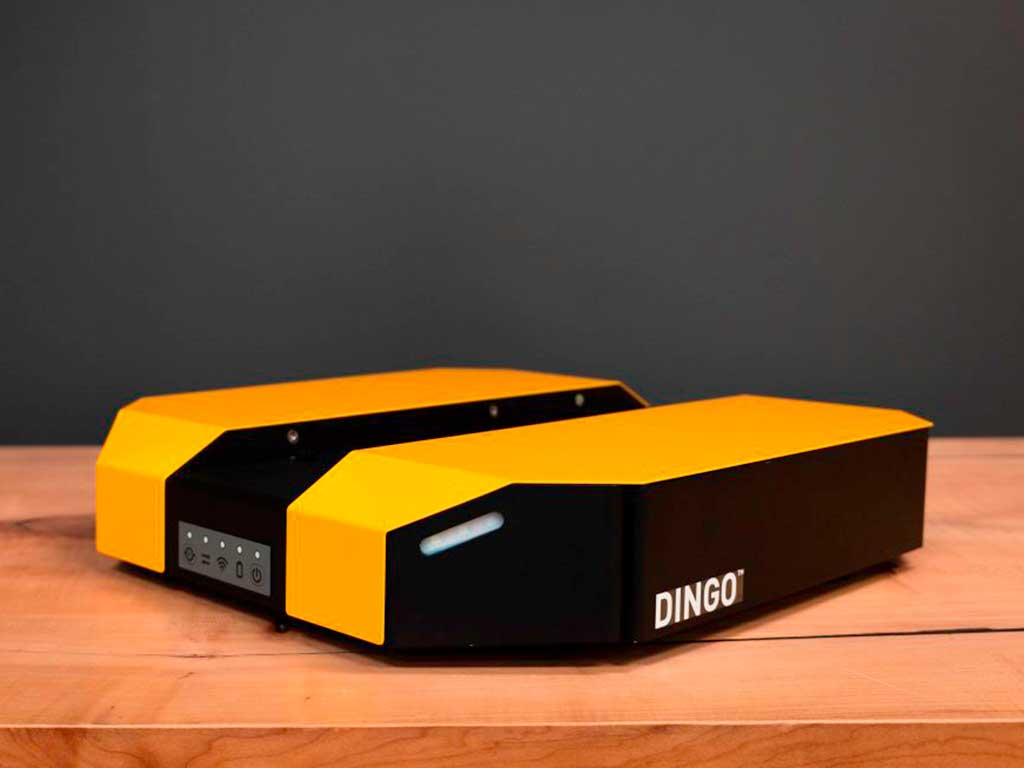 Clearpath Dingo Robot
