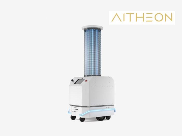 AItheon Yezhik UVD robot