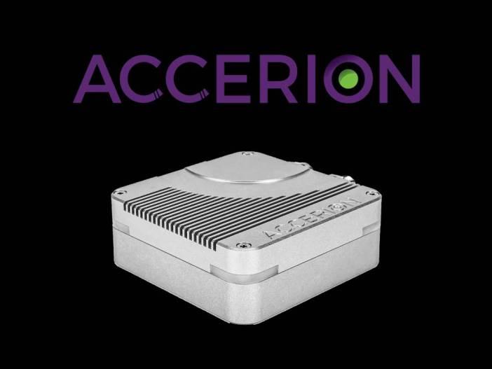 Accerion Sensor