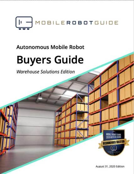 Warehouse Solutions Buyers Guide Cover