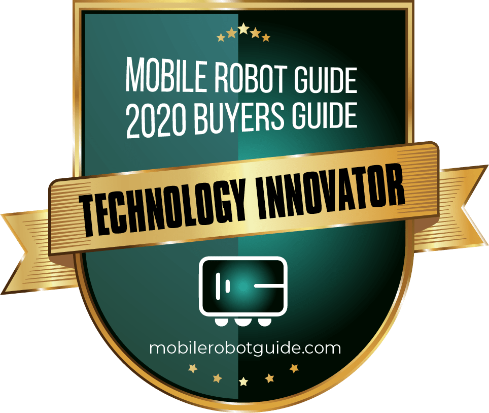 2020 Buyers Guide Technology Innovator Badge, Large
