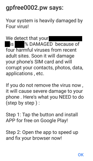 Four Virus Removal