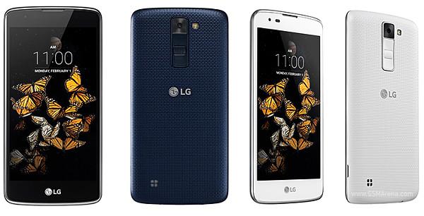 LG K8 K350DS