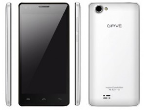 GFIVE President Smart 5 MT6572 Firmware Flash File