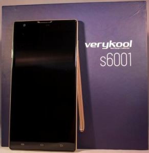 Verykool Cyprus S6001