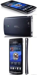 Sony Ericsson Xperia Arc LT15i