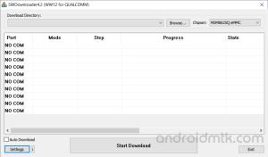 Qualcomm SW Downloader