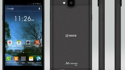 Voice Xtreme V22 Firmware Flash File