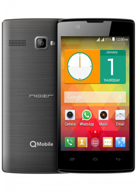 Qmobile X6i 3G SC7731 Firmware Flash File