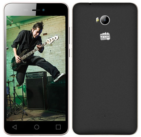 Micromax Q385 v2 Flash File Firmware