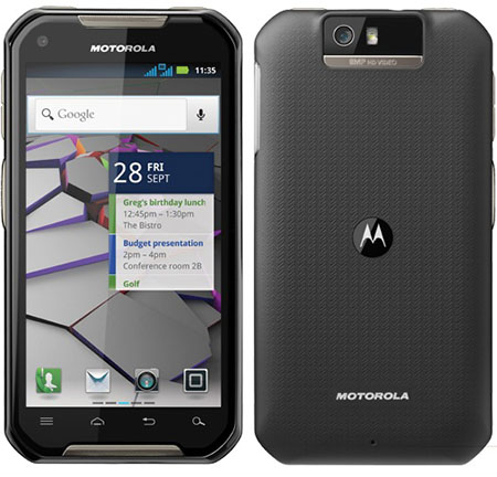 Motorola Iron Rock XT626