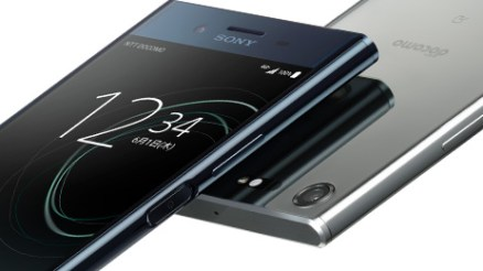 Sony Xperia XZ Premium SO-04J
