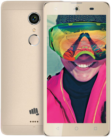 Micromax Canvas Selfie 4 Q349 Plus
