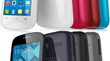 Alcatel OneTouch Pop C1 4015A