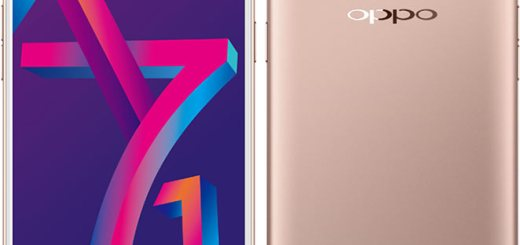 How To Flash Oppo A71 Cph 1801