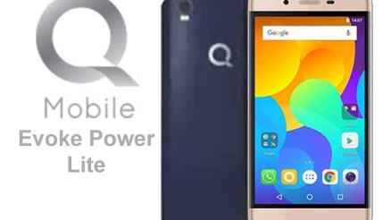Qmobile Evok Power Lite