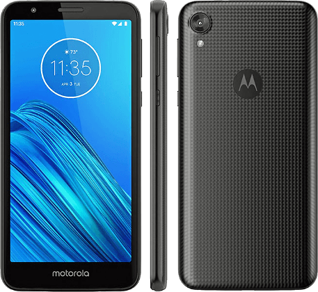 Motorola Moto E6 XT2005 Firmware Flash File