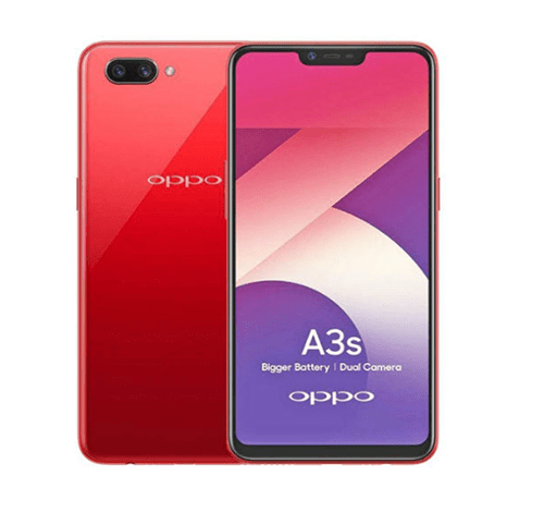 Oppo A3s Price and Specifications