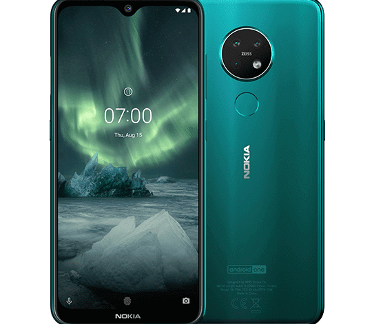 Nokia 7.2 Price in Pakistan with Specifications