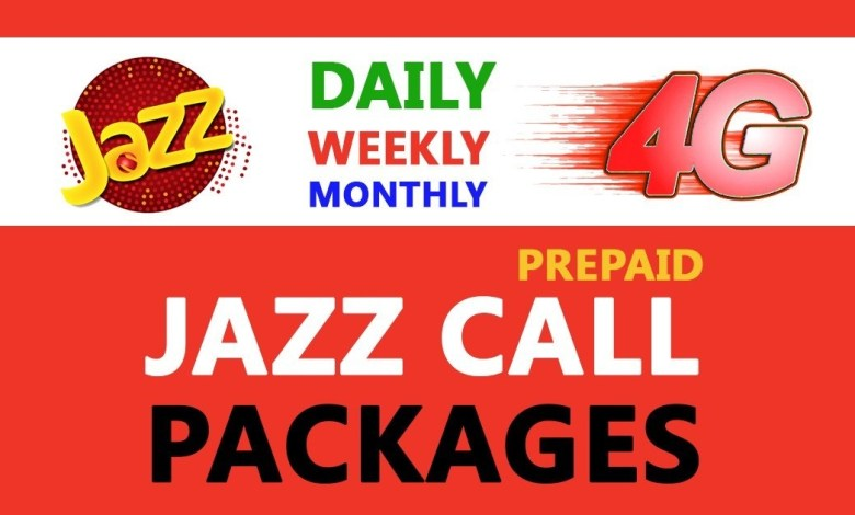 Photo of Latest Jazz Calls Package