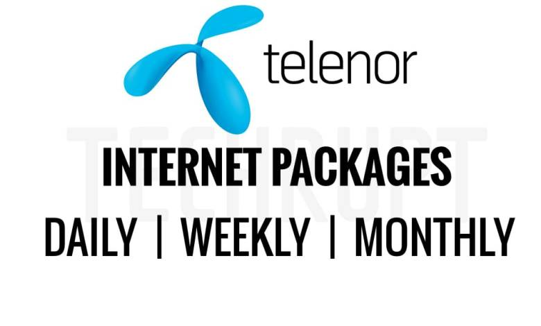 Photo of Telenor Internet Packages