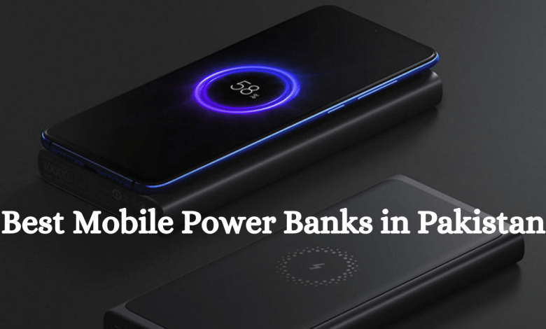 Photo of Best Mobile power banks in Pakistan