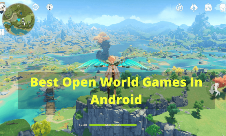 Photo of Best Open World Games In Android