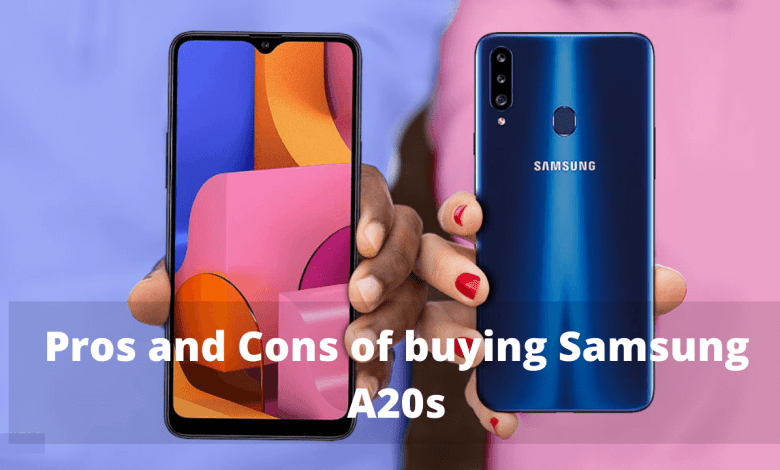 Photo of Pros and Cons of buying Samsung A20s