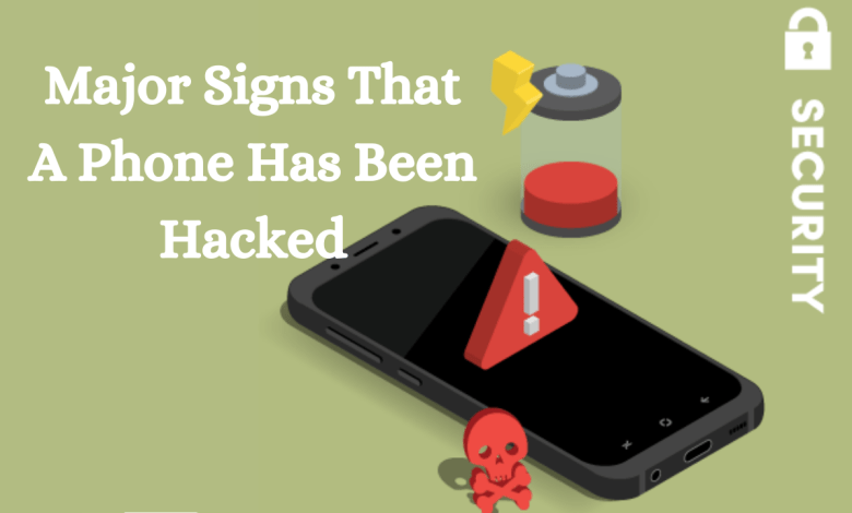Photo of Major signs that a phone has been hacked