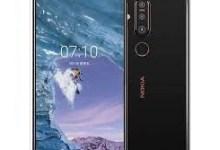 Photo of Nokia X71