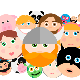 all avatars in quizit