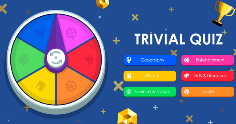Trivial Quiz – The Pursuit Of Knowledge