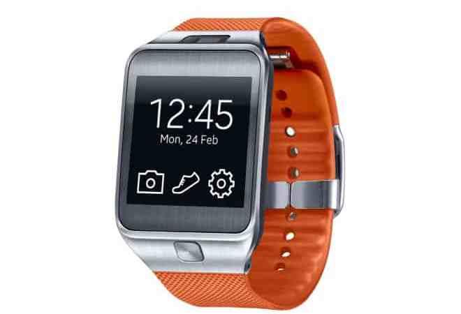 [MWC 2014] Dwa nowe smartwatch'e od Samsunga