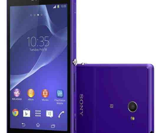 [MWC 2014] Sony celuje w średnią półkę – oto Xperia M2!