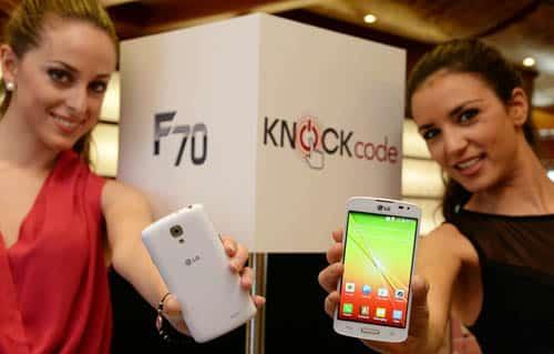 [MWC 2014] LG F70 – LTE dla niewymagających