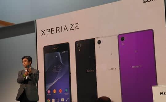 [MWC 2014] Xperia Z2 nowy high-end od Sony