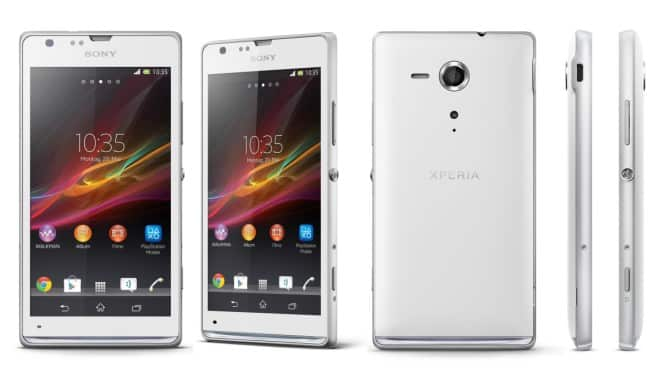 Sony Xperia SP – Recenzja konsumencka