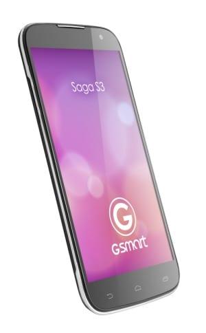 GSmart Saga S3 Gigabyte