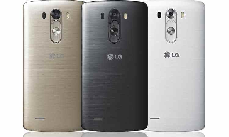 Ceny LG G3 na europejskich rynkach