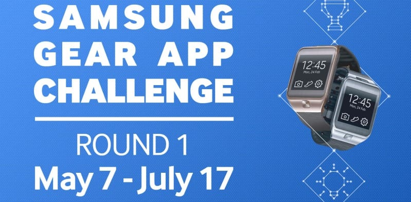 Samsung Gear App Challenge – konkurs dla deweloperów z wartościowymi nagrodami