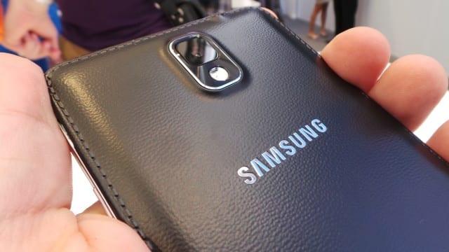 Znamy wstępną specyfikację Galaxy Note 4
