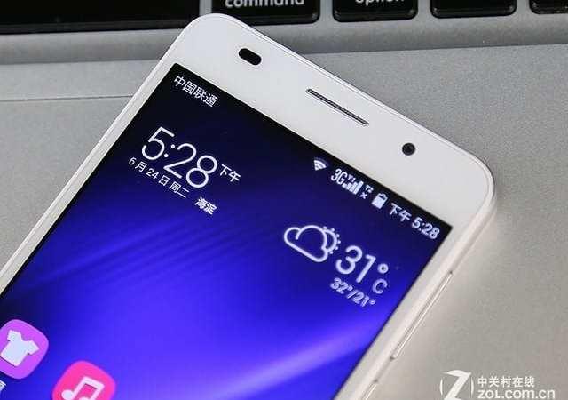 Premiera smartfona Huawei Honor 6
